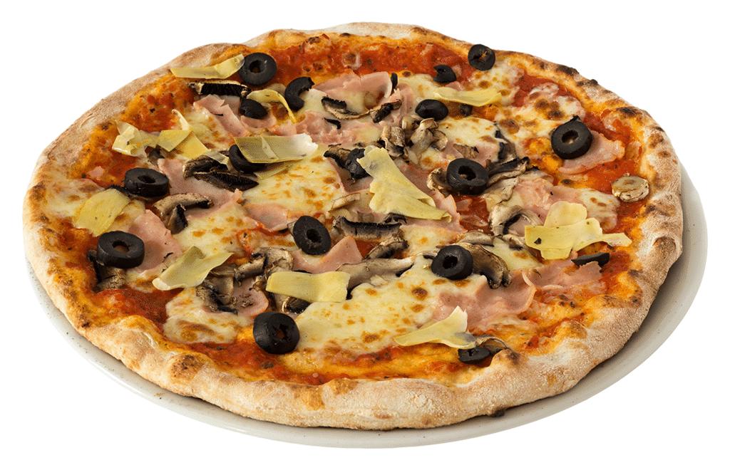 Pizza Capricciosa Cluj