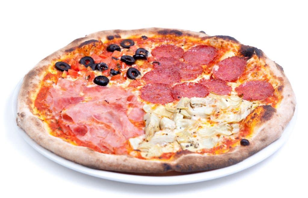 Pizza Quattro Stagioni Cluj