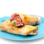 Pizza roll-up salam Cluj