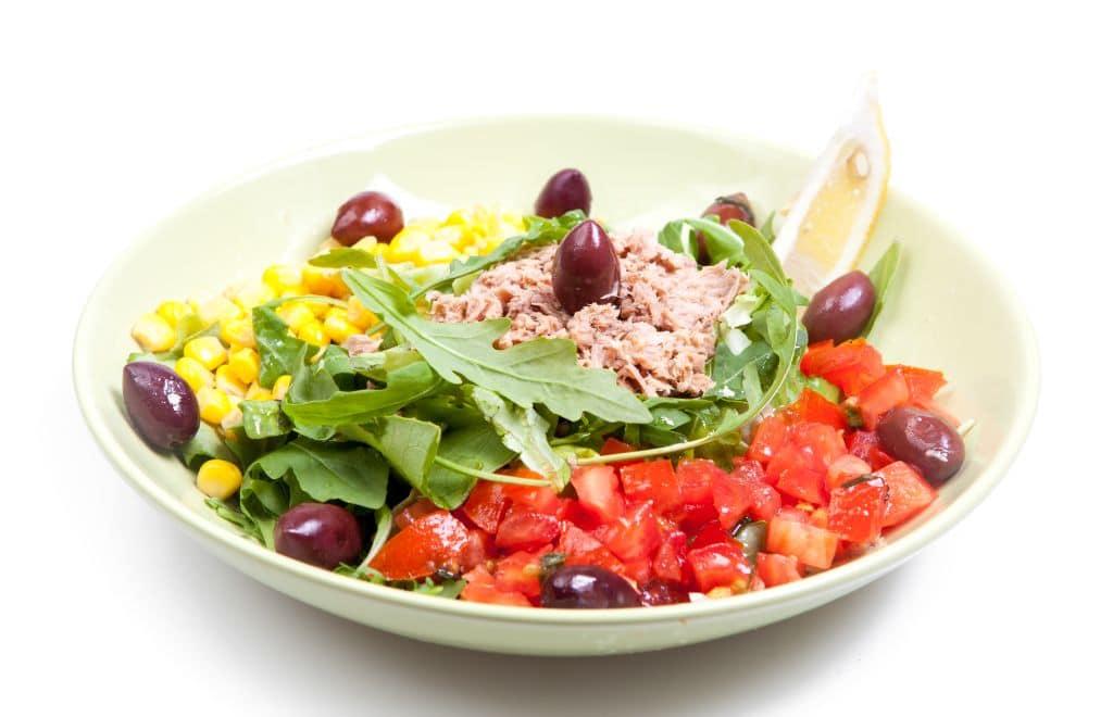 Salata Al tonno
